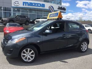 2011 Mazda MAZDA2 GX * A/C * CRUISE * MAGS *