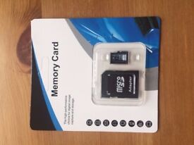 256GB SD HC MICRO MEMORY CARD BRAND NEW .