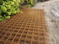 Reinforcement square mesh