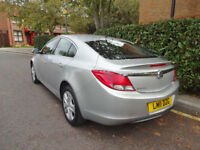 2011 Vauxhall Insignia 2.0 CDTi Exclusiv 6 Speed
