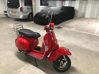Vespa PX 150 – 2016 Sep - Immaculate Condition