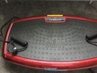 Vibrapower slim powerplate