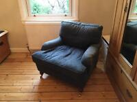 Laura Ashley armchair chair seat nursing sofa