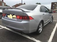 HONDA ACCORD 2.0 VETEC SPORT HALF LEATHER INTERIOR DRIVES VERY WELL LOOKS NICE AND CLEAN MUST SEE!!!