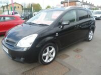 Toyota COROLLA VERSO T180 D4D,2.2 TD 7 seat MPV,great all round family car,runs and drives well