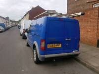 Ford transit connect low mileage, great condition