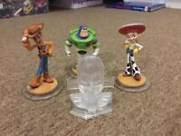 Disney infinity toy story bundle