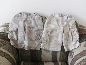 6 pair of Boys Size 8 Shorts