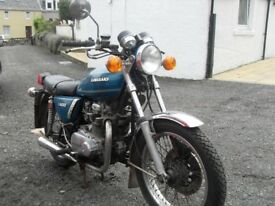 VINTAGE CLASSIC MOTORCYCLES AND SCOOTERS WANTED