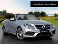 Mercedes-Benz E Class E350 BLUETEC AMG SPORT (silver) 2014-09-29