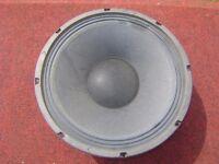 "Eminence Gamma 12A , 300W 8 ohms 12"" Speakers x2 (£75.00 each)"