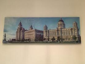 Liverpool Canvas