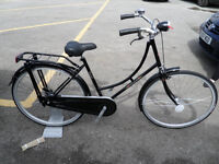 Raleigh Grace Traditional Ladies Dutch Bike Brand New Complete With Lights