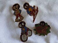 Robertsons Fruit Jam Badges