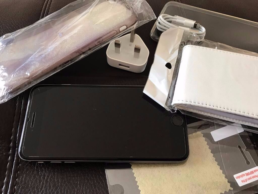 IPHONE 6S PLUS UNLOCKED all NEW accessoriesin Leicester, LeicestershireGumtree - IPhone 6S Plus 16GB UNLOCKED all NEW accessories VERY GOOD CANDITION LIKE NEW FULLY WORKING ORDER ITS UNLOCKED TO ALL NETWORK WARRANTY UNTIL SEPTEMBER 2017 WITH CASE AND CHARGER ( CABLE & PLUG ) COME WITH APPLE WARRANTY AND ACCESSORIES NO DENTS OR...