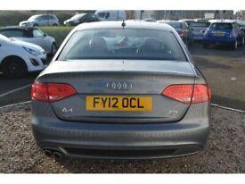 Audi A4, 2012, Semi-Auto, 1968 (cc) - £59 PER WEEK - CAR IS £8495