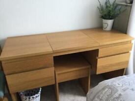 Ikea desk/dressing table