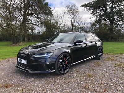 Audi RS6 C7 only 1 previous owner, 19500 miles