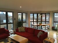Large one bedroom 3rd floor bright and modern apartment in Rufus Street Hoxton N1 by Old Street