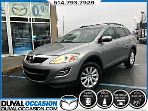 2010 Mazda CX-9 GS LUXE + CUIR + TOIT OUVRANT