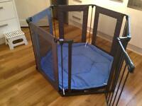 Lindam's playpen - as new!
