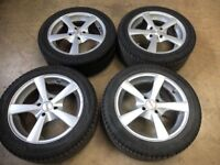 "Mazda MX5 DEZENT 14"" ALLOYS Alloy wheels with tyres Set of 4x Rims"