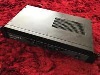 Ekho rx1500 amplifier
