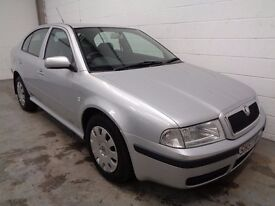 SKODA OCTAVIA 1.9 DIESEL, LOW MILES,LONG MOT+HISTORY, FINANCE AVAILABLE,WARRANTY