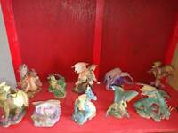 Colectable dragons
