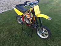 Cobra 50cc not ktm50