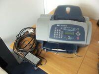 HP V45 Printer Fax Scanner