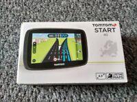 TomTom Start 40 Europe Maps Sat Nav EU Satellite Navigation System