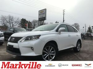 2015 Lexus RX 350 AWD - LEATHER - MOON ROOF - 1 OWNER TRADE IN