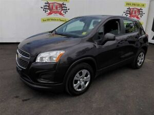 2014 Chevrolet Trax LS, Automatic, Bluetooth, Power Group, 91,00