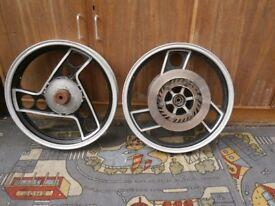 yamaha xj750 wheels