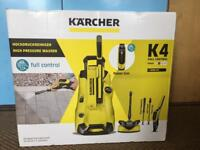 Karcher K4 Full Control Pressure Washer - BRAND NEW!
