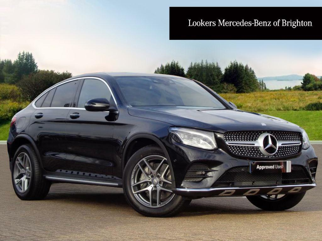 mercedes benz glc class glc 250 d 4matic amg line premium plus black 2016 10 31 in portslade. Black Bedroom Furniture Sets. Home Design Ideas