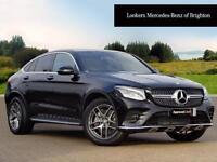 Mercedes-Benz GLC Class GLC 250 D 4MATIC AMG LINE PREMIUM PLUS (black) 2016-10-31