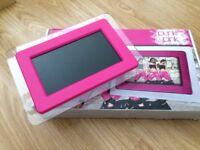 Kit vision pink digital photo frame