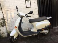 Vespa piaggio ET2 50cc 2004 Zip50 Lx50 with one year MOT
