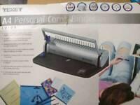 Texet A4 Personal Comb Binder