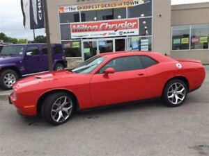 2016 Dodge Challenger R/T|LEATHER|NAVIGATION