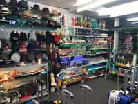 Vape and hat section in Oxford st for sale
