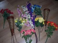 Artificial Flowers - Home Decoration