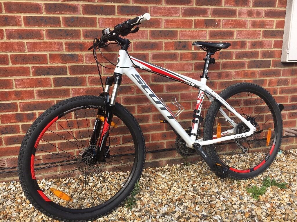 Mountain Bike Scott Aspect 30 Barely Used In Newbury