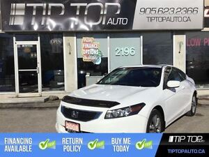 2008 Honda Accord EX-L ** Leather, Sunroof, Coupe **