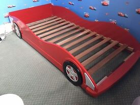 Children's Car Bed - As new