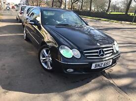 Mercedes clk 2.2 d