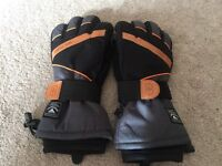 Ski gloves for sale - used only once
