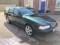 Volvo, V70 2.5T, Estate, 1999, Manual, Low Mileage, MOT Jan 2022